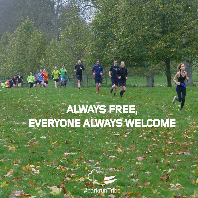 parkrun: always free, everyone always welcome