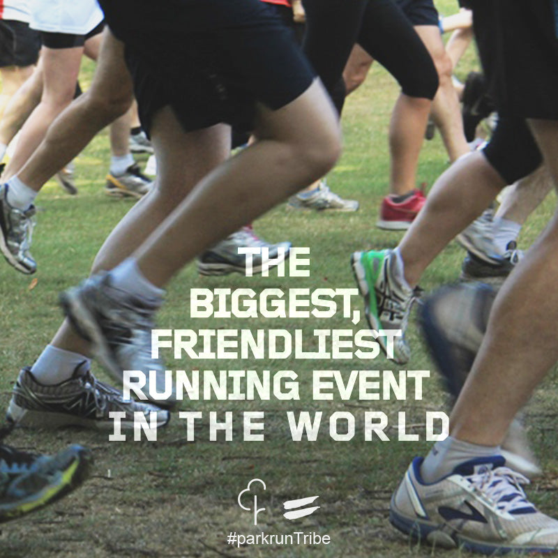 The biggest friendliest running event in the world
