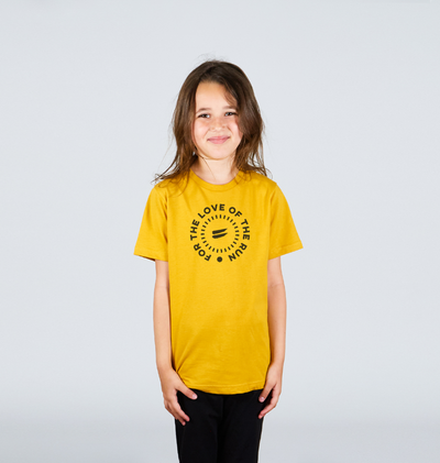 For the Love of the Run Tee - Kid's