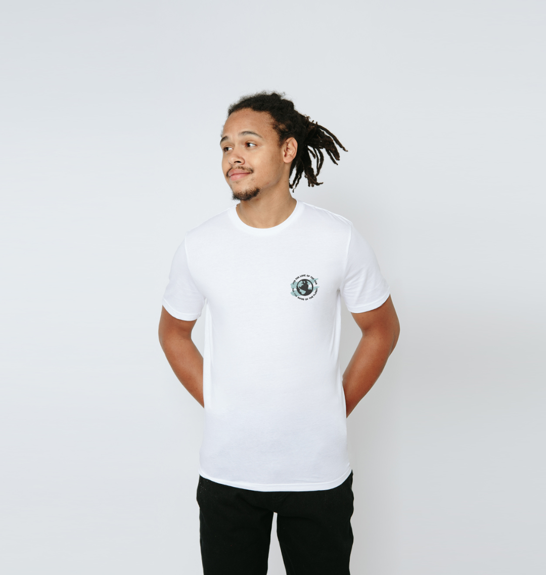Earth Tee in Sky - Men's