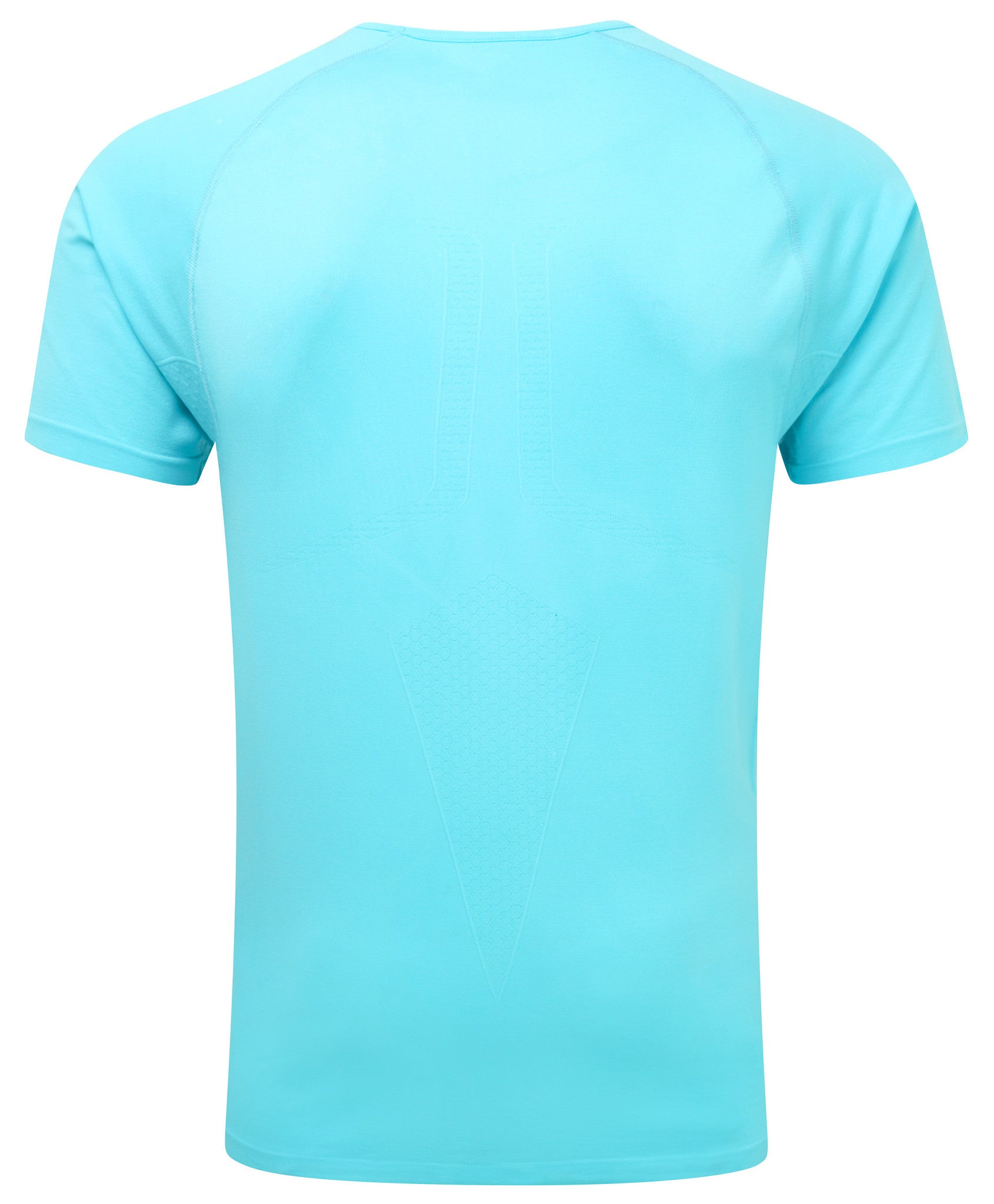 Engineered Short Sleeved Tee - Fresh Aqua