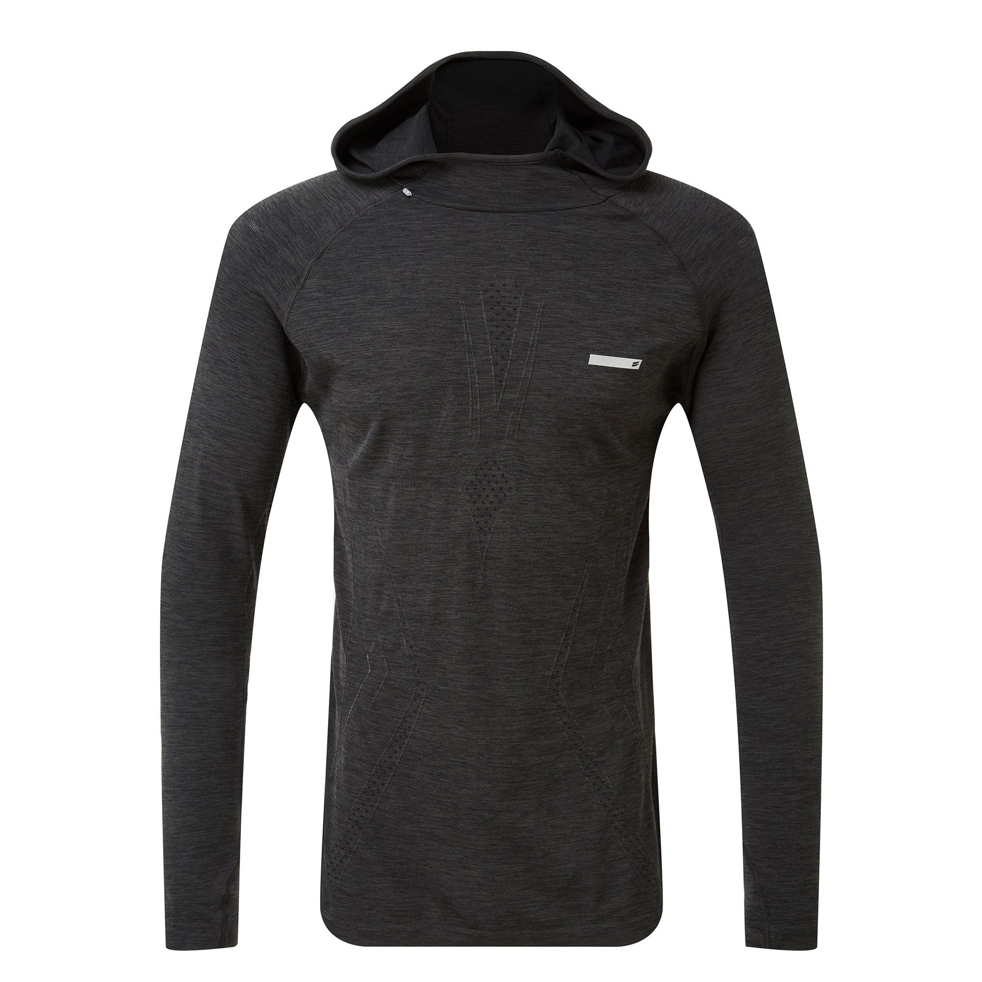Engineered Hoodie - Charcoal
