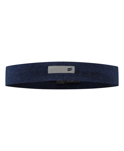 Sports Headband - SLIM - Rich Royal Melange