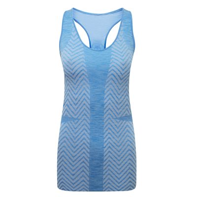 Racer Vest - Powder Blue