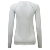 Long Sleeve Hi-Breathe Top - Light Grey