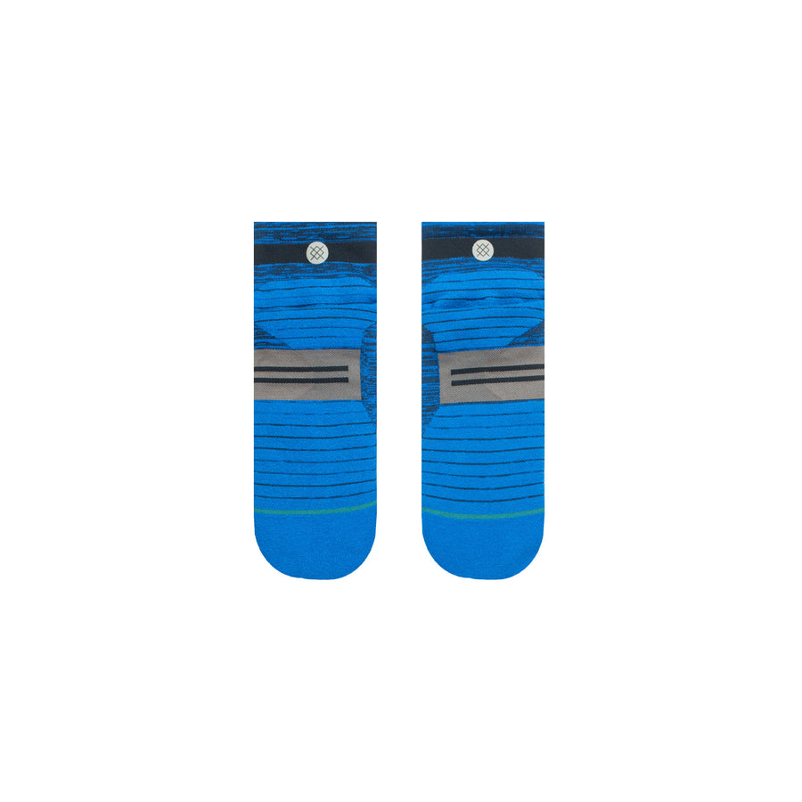 Stance Uncommon Solids Qtr Running Socks