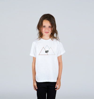 Summit Tee in Multi - Kid's