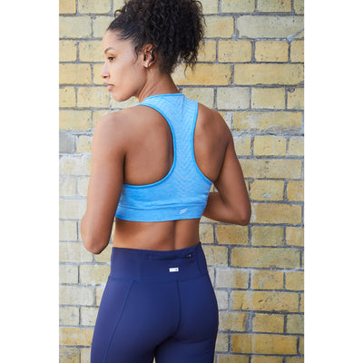 Sports Bra - Powder Blue