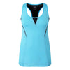 Endure Running Vest - Fresh Aqua
