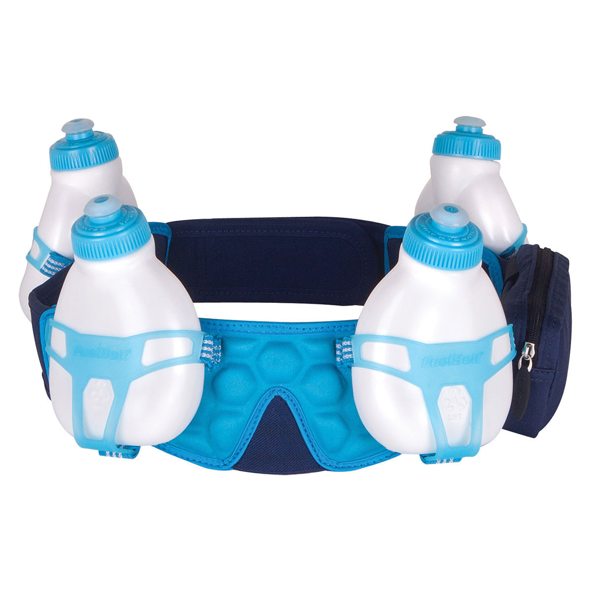 FuelBelt Helium H20 4 Bottle Hydration Belt , FuelBelt - 1