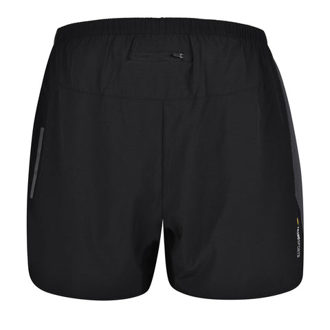 Men's Running Shorts - Black / Charcoal , Tribesports - 2