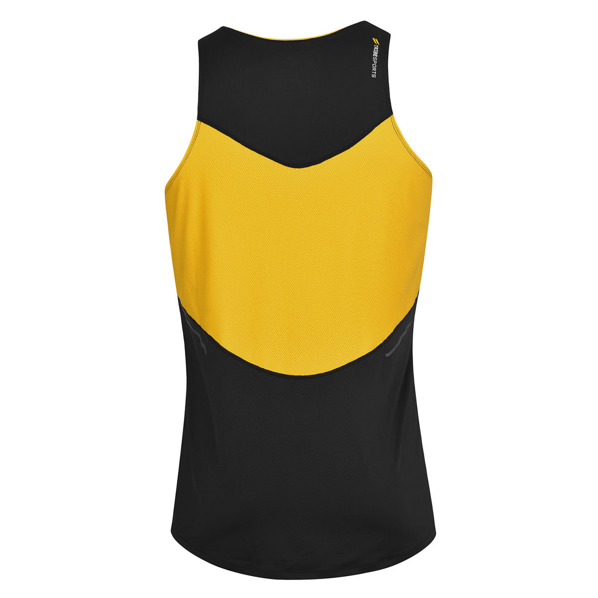 Men's Running Vest - Black , Tribesports - 3