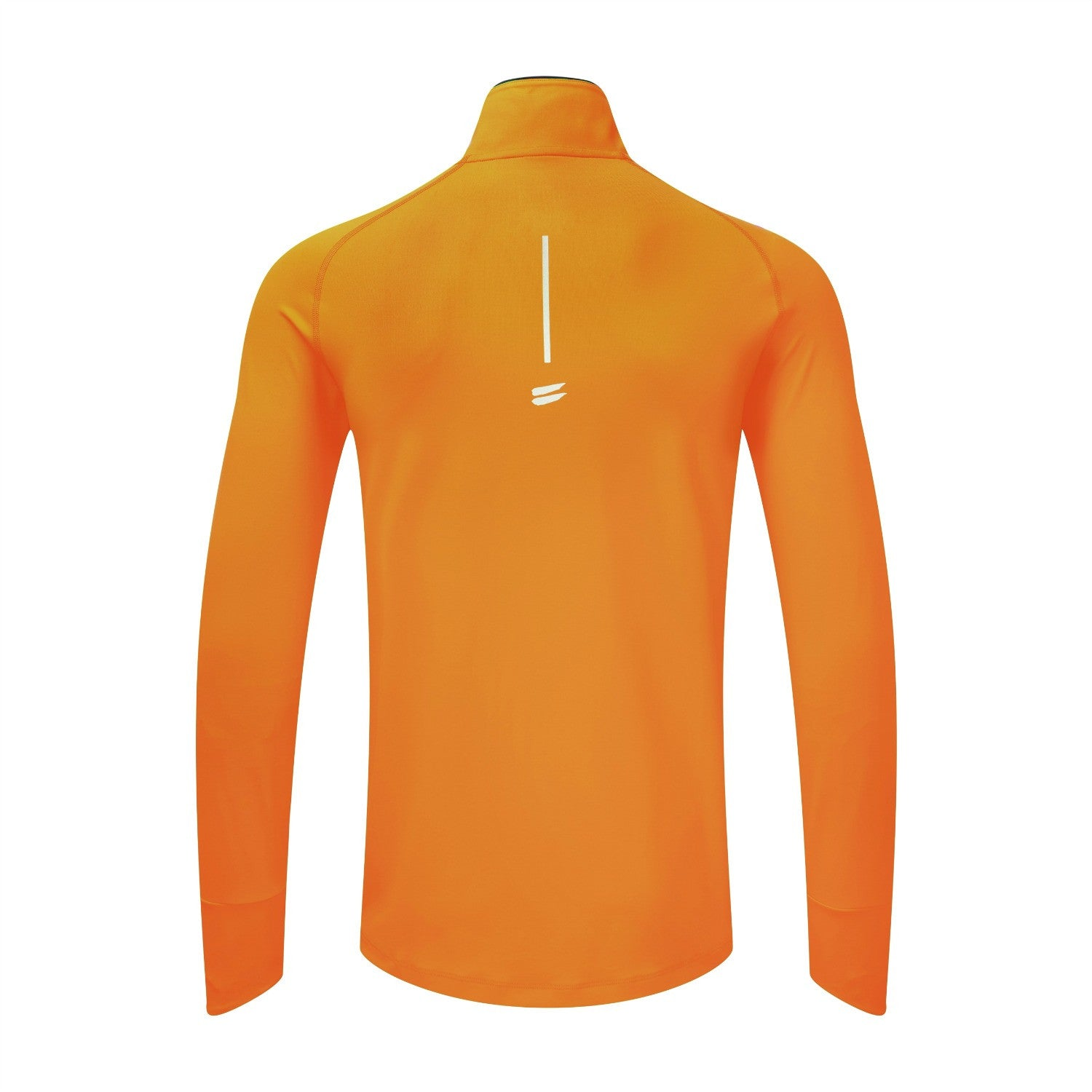 parkrun Men's Performance Quarter Zip Mid Layer