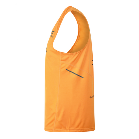 parkrun men's performance singlet , parkrun - 2