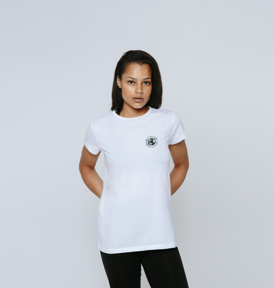 Earth Tee in Sky - Women's