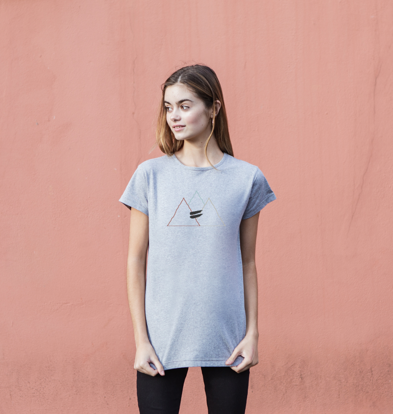 Summit Tee in Multi - Women's