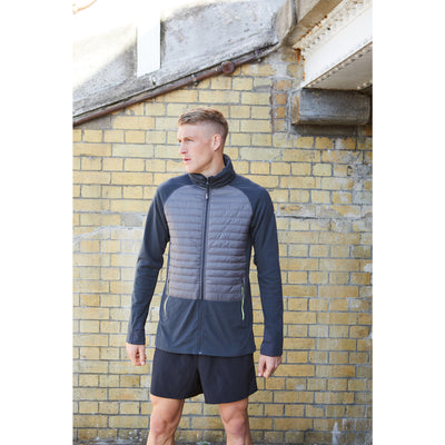 Thermal Panel Jacket - Grey