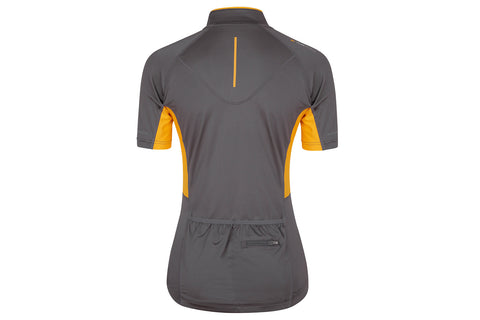 Women's Performance Cycling Jersey Short Sleeve , Tribesports - 2