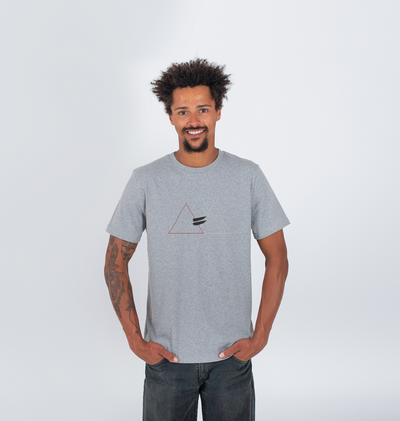 Summit Tee in Multi - Men's