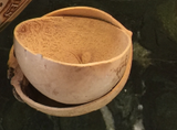 Jicara - Handmade Mezcal drinking cup (Set of 4) imported from Oaxaca Mexico - Only a few sets left!