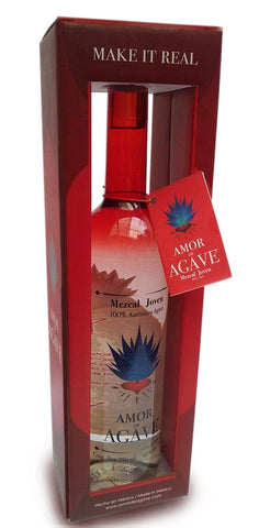 Amor de Agave Young Premium Mezcal 750 ml Bottle