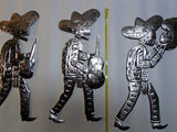 Mezcal Art from Oaxaca - Skeleton Marching Band