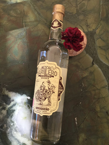 Mezcal Marillero, 100%  Arroqueño Agave- One of a kind Mezcal, DISCOUNTED!
