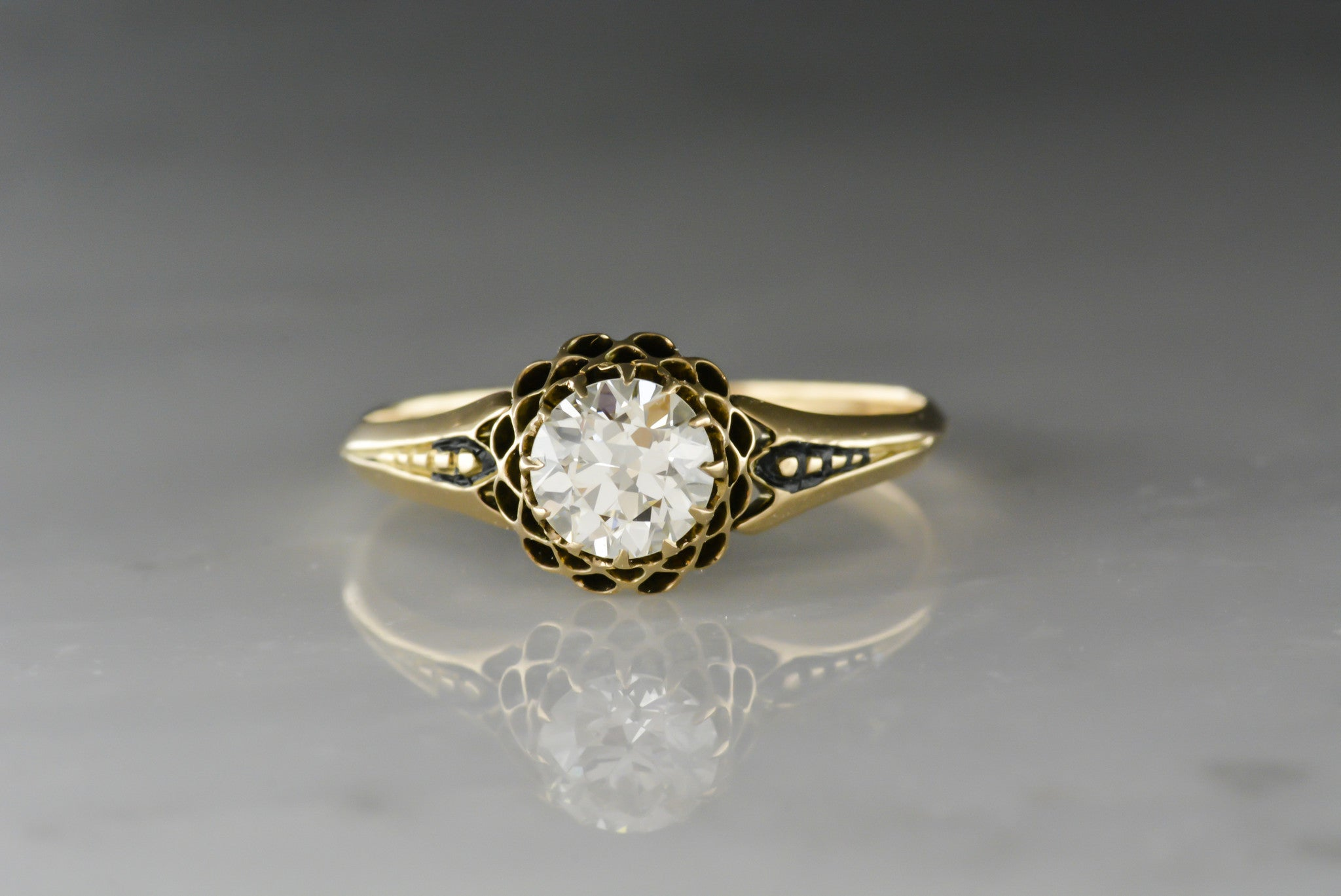 paste engagement ring antiques rings atlas georgian antique