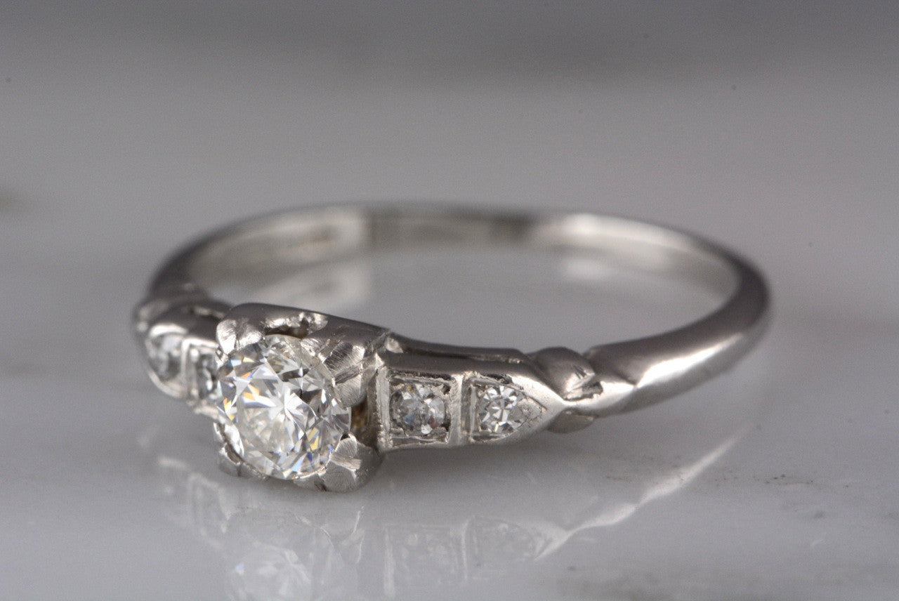 round diamond ring brilliant engagement wholesale product