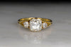 GIA Certified 2.06 Carat Diamond Engagement Ring