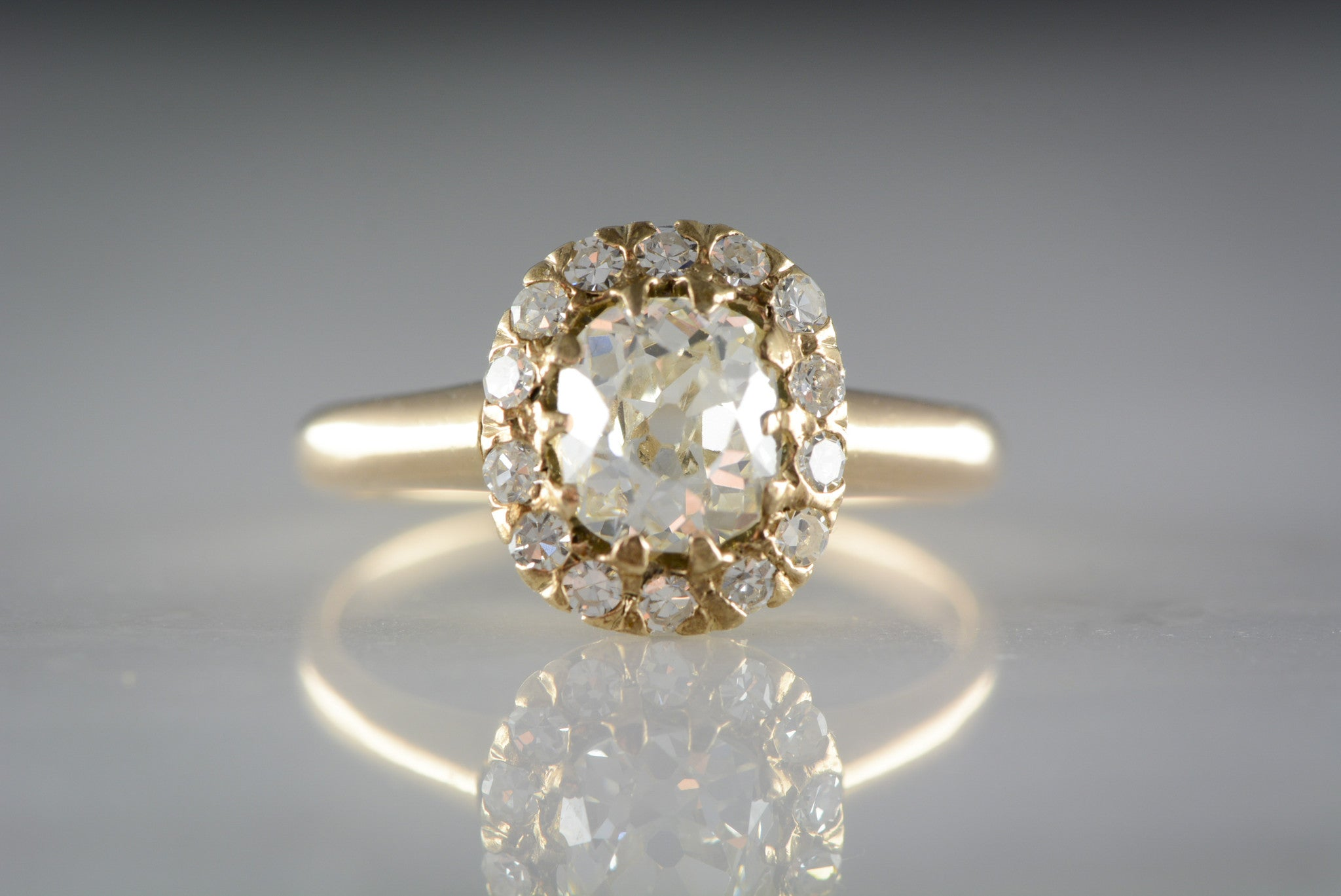 this ideas cut engagement signature rings img diamond decor features old concierge gallery ring wedding antique mine an