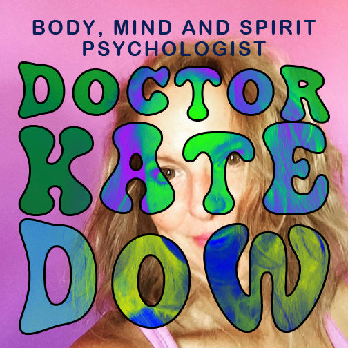 EP 22 - DR. KATE DOW - Psychologist - Beyond the Mat