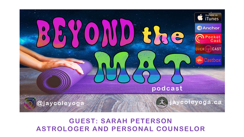 EP 11 - Sarah Peterson Dehaven - Astrologer and Personal Counsel