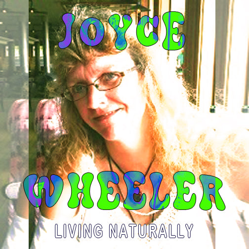 EP 34 - JOYCE WHEELER - LIVING NATURALLY - BEYOND THE MAT PODCAST