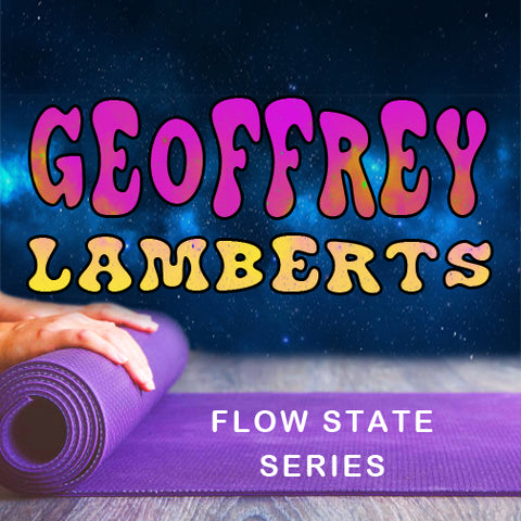 GEOFFREY LAMBERTS, FLOW STATE, PODCAST, BEYOND THE MAT, JAY COLE YOGA, KAYAKING, MEDITATION, MUSIC, PERFORMING, PHYSICAL, EXERCISE,