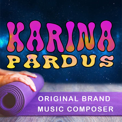 KARINA PARDUS, MUSICIAN, COMPOSER, BRAND AUDIO, BRAND MUSIC, BRANDS, BEYOND THE MAT, PODCAST, JAY COLE YOGA,
