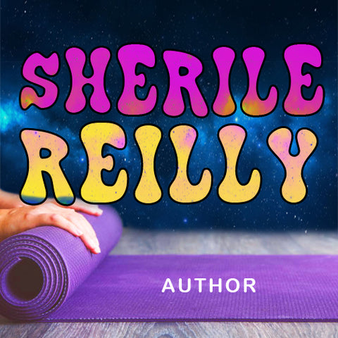 Sherile Reilly, Author, Books, Reading, Ebook, Pdf, read, letter, sentences, paragraphs, beyond the mat, podcast, jay cole yoga, authoring, scripting, scripts, ledgers, manuscripts,