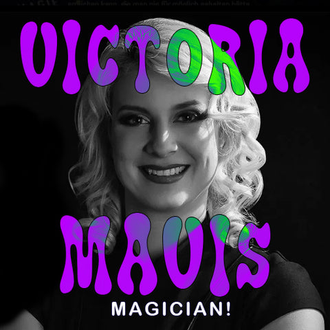 VICTORIA MAVIS, MAGIC, MAGICIAN, MENTALISM, MENTALIST, FLOW STATE, HABIT FORMING, COMFORT ZONE, BEYOND THE MAT, PODCAST,  HOW PODCASTING CAN CHANGE YOUR LIFE,