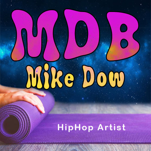 S01E06 - MDB (Mike Dow) - Hiphop Artist - Beyond the Mat Podcast