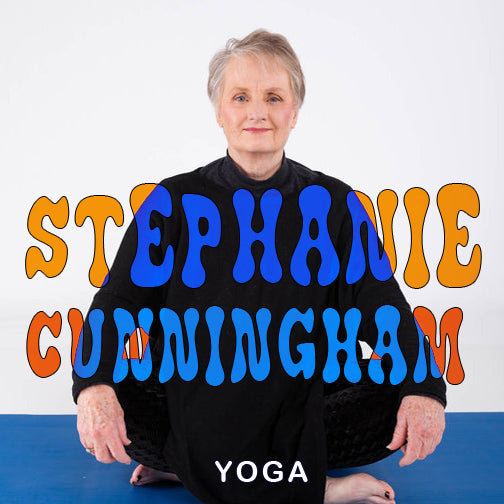 S01E25 Stephanie Cunningham - Yoga for Seniors