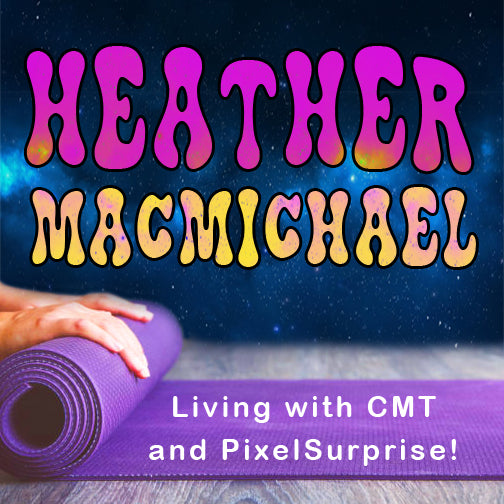 S01E05 - Heather MacMichael - CMT and Pixel Surprise! - Beyond the Mat Podcast