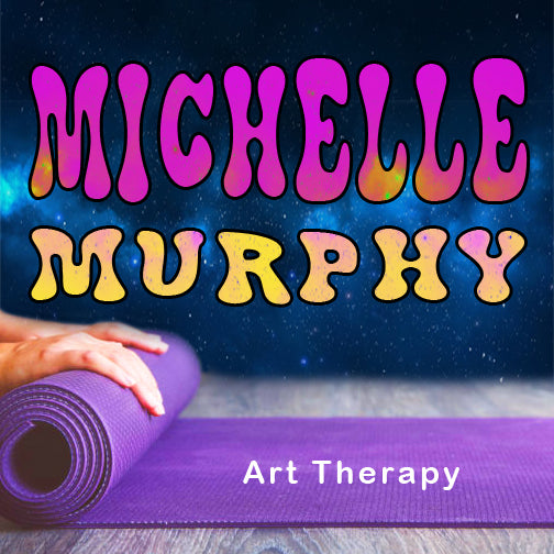 S01E09 - Michelle Murphy - Art Therapy Facilitator - Beyond the Mat Podcast