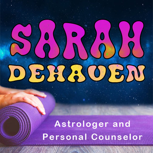 S01E11 - Sarah Peterson Dehaven - Astrologer and Personal Counselor