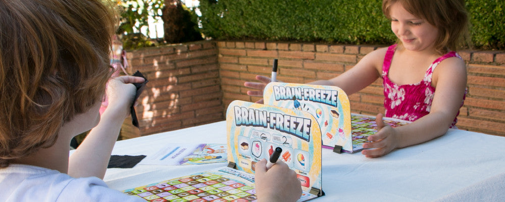Award-winning Brain Freeze