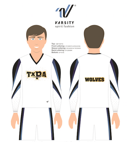 Boys Team Uniform