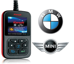 iCarsoft i910-2 - BMW & Mini - Bilskanner