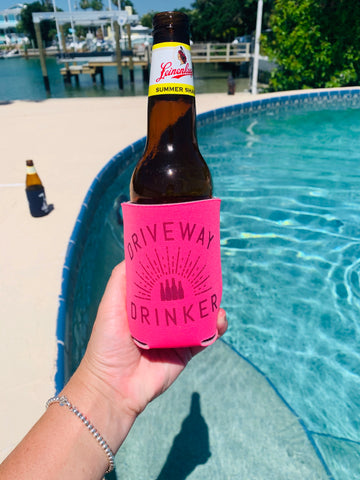 Driveway Drinker Coozie