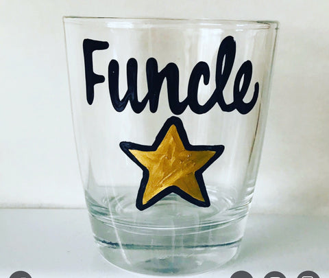 Funcle Mug or Rocks glass- Father's Day Gift- Gifts for Uncles- Dad Gift- Anniversary Gift - Pick Me Cups