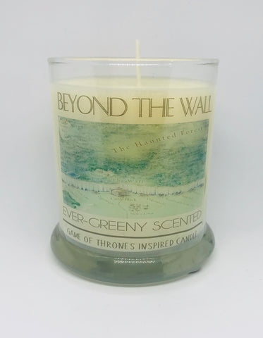 Beyond the Wall Candle