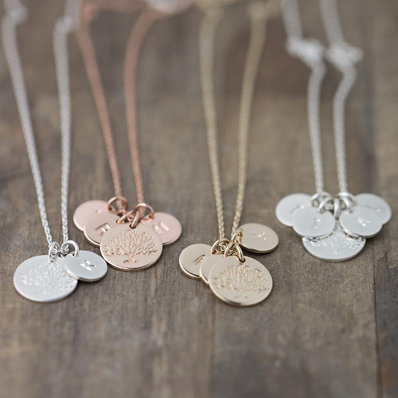 Add-on Charm for Family Tree Necklace - Handmade Jewelry by Burnish